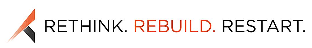 rethink. rebuild. restart.